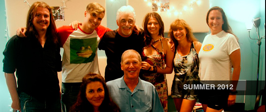 Image of The Lyrical Songwriter - Summer 2012 Class